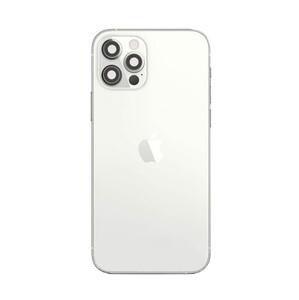 Купить Корпус (Silver) для iPhone 12 Pro Max
