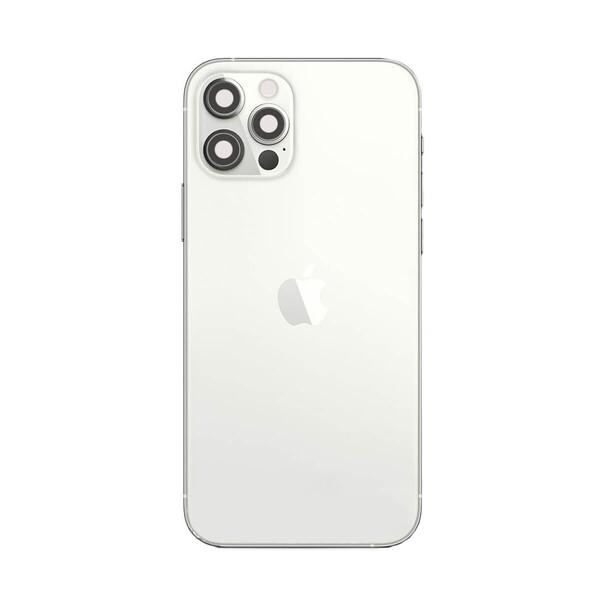 Корпус (Silver) для iPhone 12 Pro Max