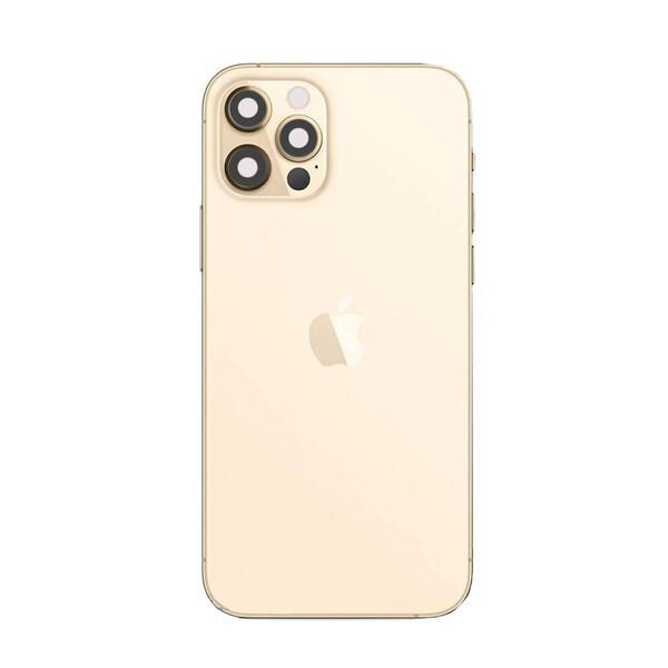 Корпус (Gold) для iPhone 12 Pro Max