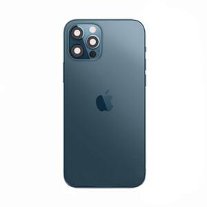 Купить Корпус (Pacific Blue) для iPhone 12 Pro Max