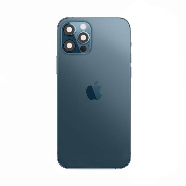 Корпус (Pacific Blue) для iPhone 12 Pro Max
