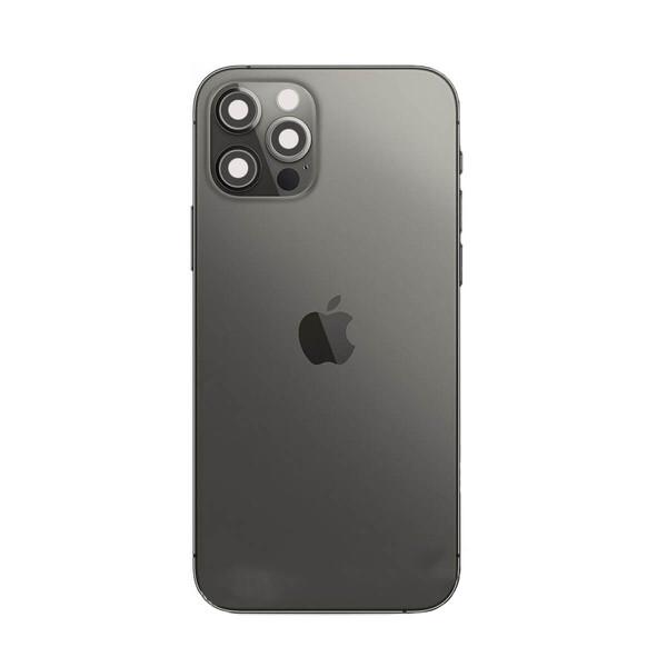 Корпус (Graphite) для iPhone 12 Pro Max
