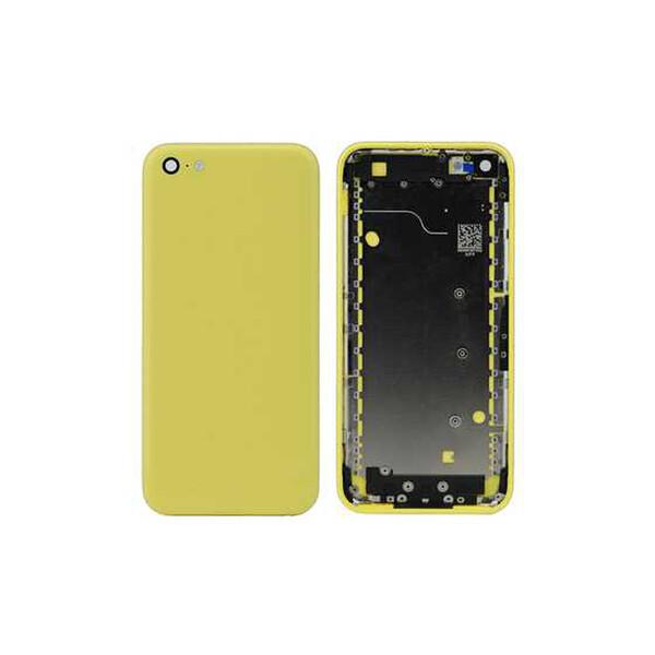 Корпус (Yellow) для iPhone 5C
