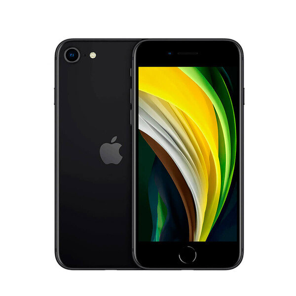 Корпус (Black) для iPhone SE 2 (2020)