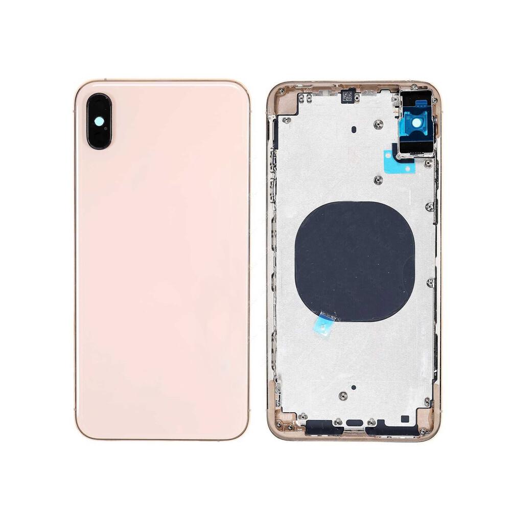 Купить Корпус с рамкой (Gold) для iPhone XS Max