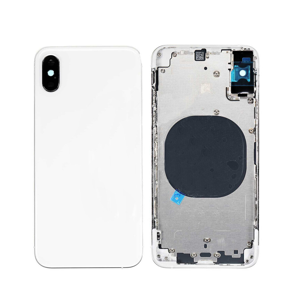 Купить Корпус с рамкой (Silver) для iPhone XS Max