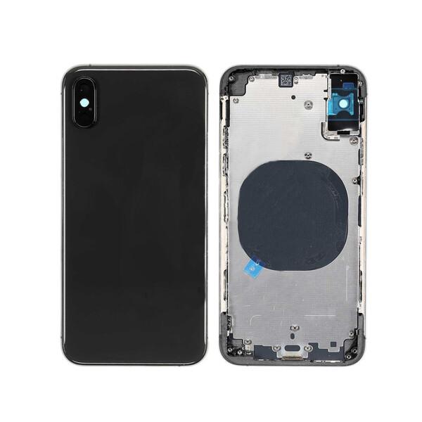 Корпус с рамкой (Space Gray) для iPhone XS Max