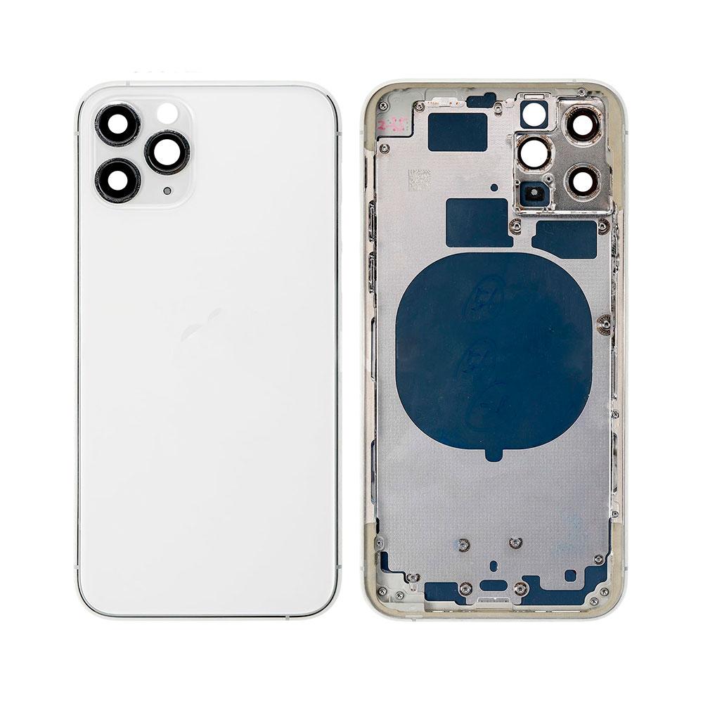 Купить Корпус (Silver) для iPhone 11 Pro
