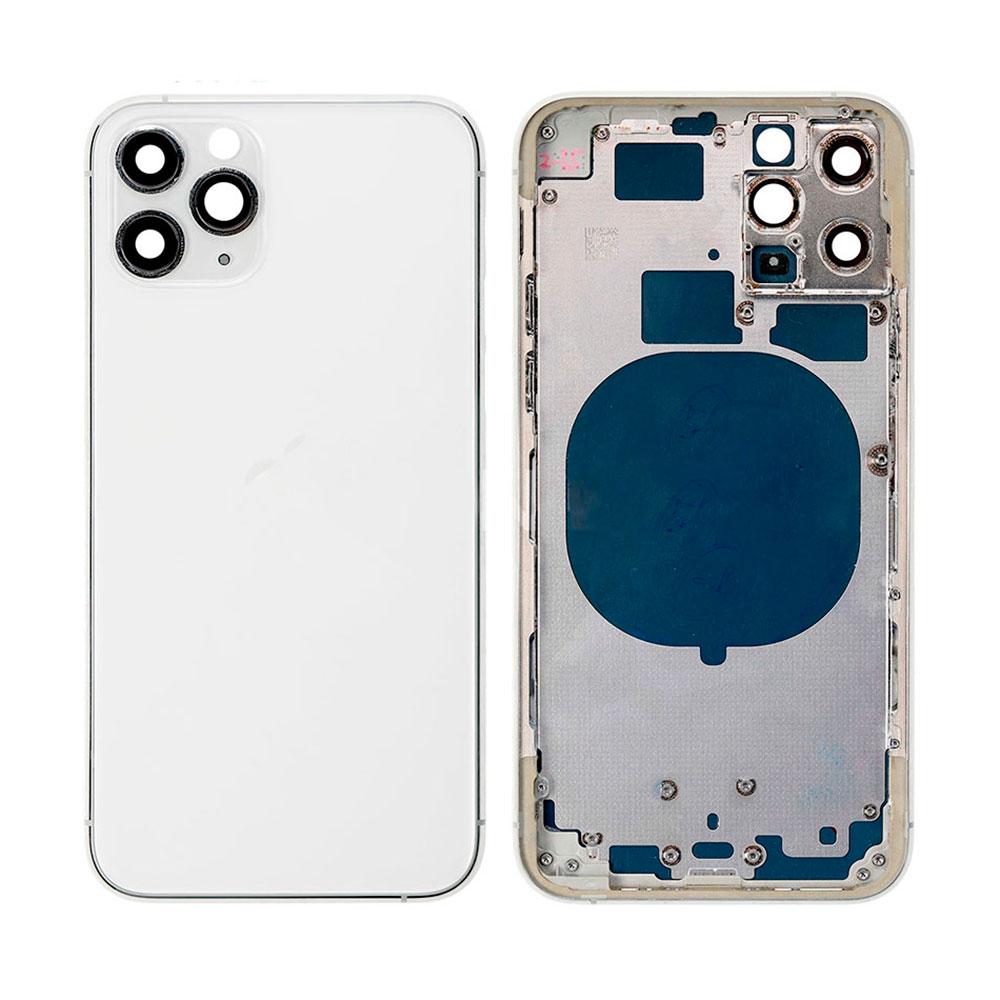 Купить Корпус (Silver) для iPhone 11 Pro Max