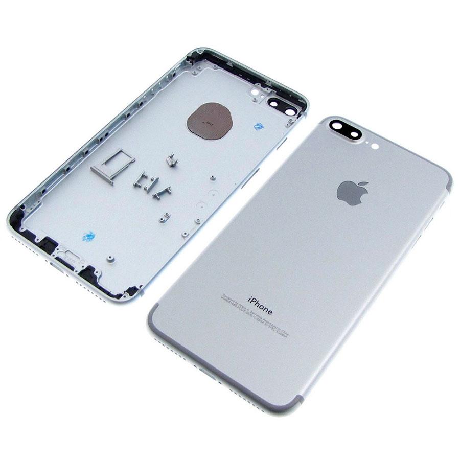 Купить Корпус (Silver) для iPhone 7 Plus