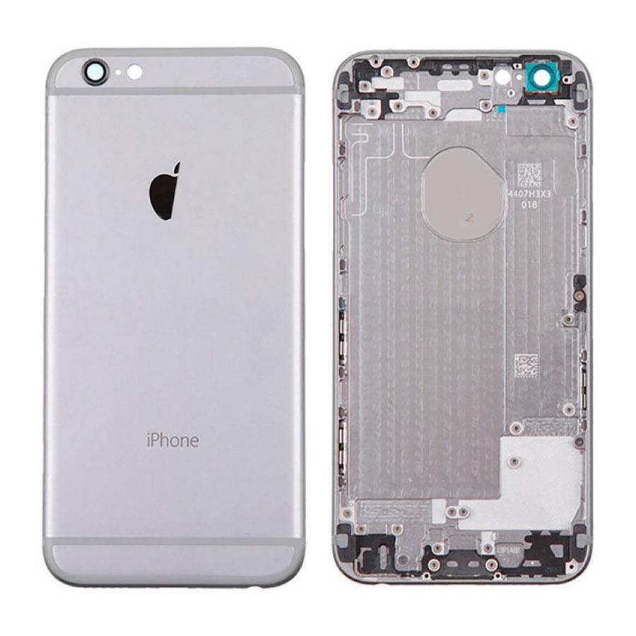Купить Корпус (Space Gray) для iPhone 6s