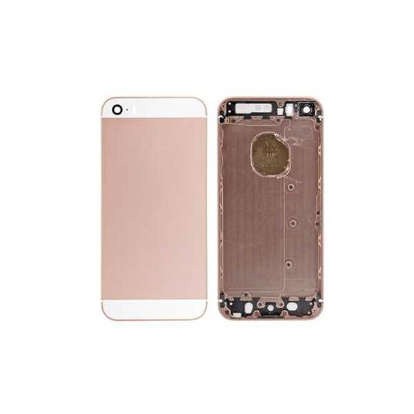 Корпус (Rose Gold) для iPhone SE