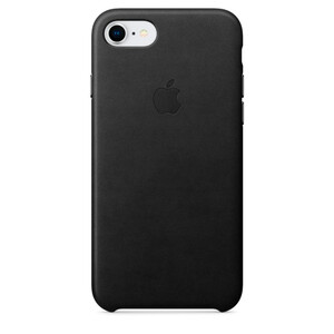 Купить Кожаный чехол oneLounge Leather Case Black для iPhone SE 2020 | 7 | 8 OEM (MQH92)