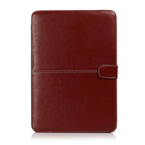 """Купить Кожаный чехол-книжка oneLounge HorseShell Brown для MacBook Air 13""""/Pro 13"""""""