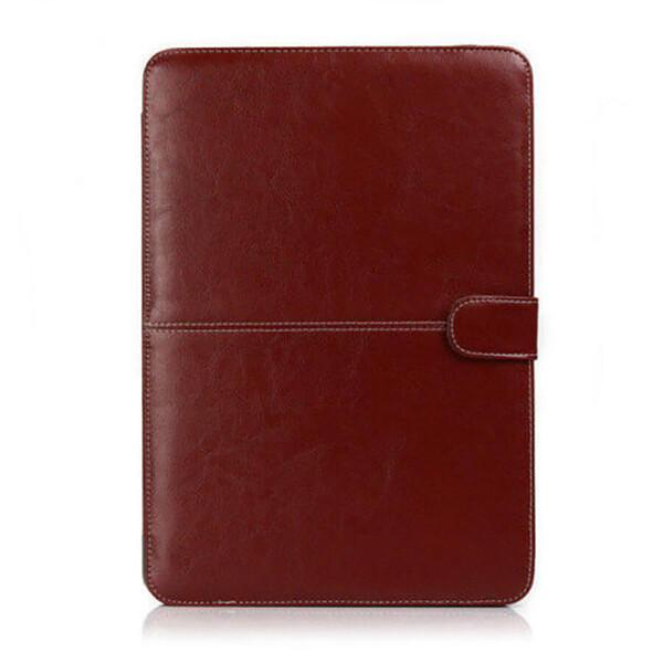"""Кожаный чехол-книжка iLoungeMax HorseShell Brown для MacBook Air 13""""   Pro 13"""""""