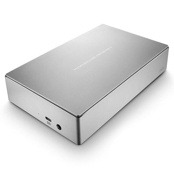 Внешний жесткий диск LaCie Porsche Design Desktop Drive 4TB