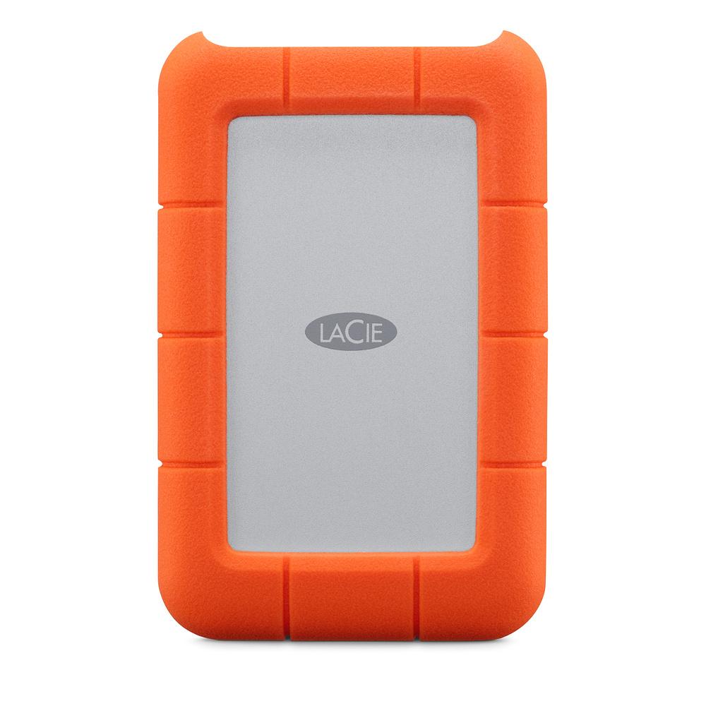 Купить Противоударный внешний жесткий диск LaCie Rugged USB-C 1TB