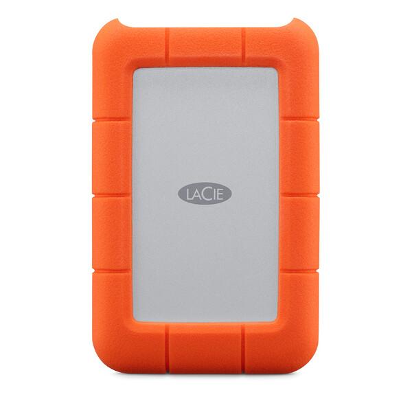 Противоударный внешний жесткий диск LaCie Rugged USB-C 2TB