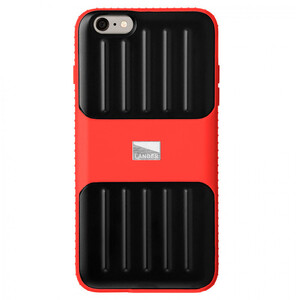 Купить Защитный чехол Lander Powell Slim Rugged Red для iPhone 6 Plus/6s Plus