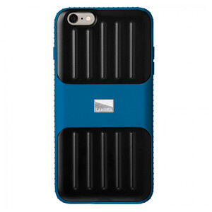 Купить Защитный чехол Lander Powell Slim Rugged Blue для iPhone 6 Plus/6s Plus