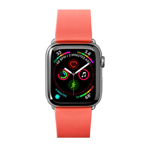 Купить Ремешок Laut Active Coral для Apple Watch 44mm/42mm Series 1/2/3/4