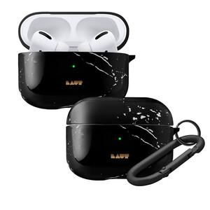 Купить Чехол Laut Huex Elements Marble Black для Airpods Pro