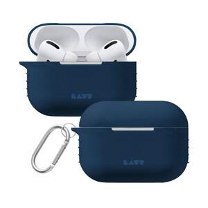 Купить Силиконовый чехол Laut POD Ocean Blue для AirPods Pro
