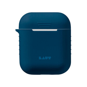 Купить Силиконовый чехол Laut Pod Blue для Apple AirPods