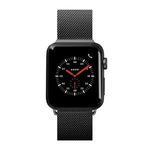 Купить Металлический ремешок Laut Steel Loop Black для Apple Watch 38mm/40mm Series 5/4/3/2/1