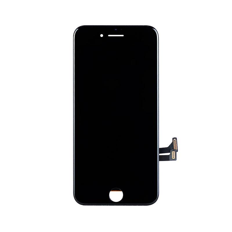 Купить Дисплей с тачскрином (оригинал, черный) для iPhone 7
