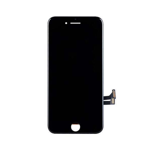 Дисплей с тачскрином (оригинал, черный) для iPhone 7