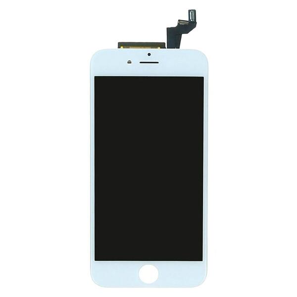 Дисплей с тачскрином (оригинал, белый) для iPhone 6s