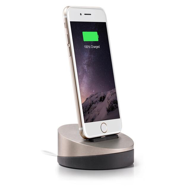 Док-станция Lead Trend Z-Dock Titanium для iPhone 6/6s/5s, iPad, iPod