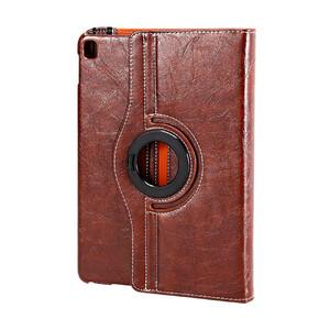 Купить Кожаный чехол 360 Rotating Brown для iPad Air 2