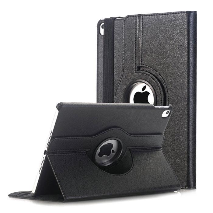 """Купить Кожаный чехол 360 oneLounge Rotating Black для iPad Pro 9.7"""" (2016)"""