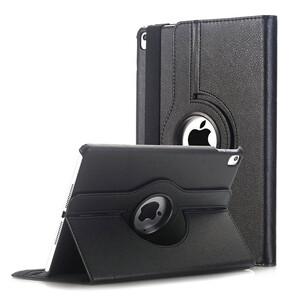 """Купить Кожаный чехол 360 Rotating Black для iPad Pro 9.7"""""""