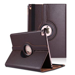 """Купить Кожаный чехол 360 Rotating Brown для iPad Pro 9.7"""""""