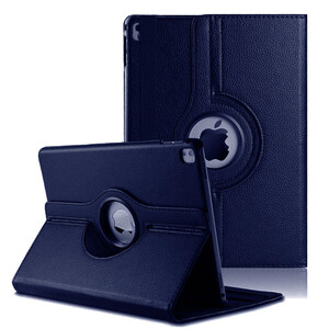 """Купить Кожаный чехол 360 oneLounge Rotating Dark Blue для iPad Pro 9.7"""" (2016)"""