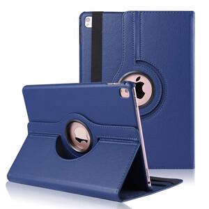 """Купить Кожаный чехол 360 Rotating Gem Blue для iPad Pro 9.7"""""""