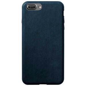 Купить Кожаный чехол Nomad Leather Case Midnight Blue для iPhone 7 Plus/8 Plus (Уценка)