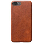 Кожаный чехол Nomad Leather Case Rustic Brown для iPhone 7 Plus/8 Plus