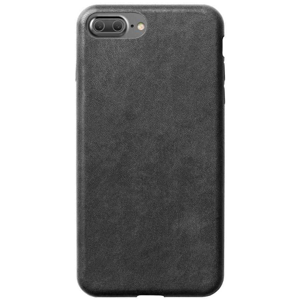 Купить Кожаный чехол Nomad Leather Case Slate Gray для iPhone 7 Plus   8 Plus (Уценка)