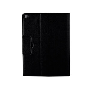 """Купить Кожаный чехол с клавиатурой Bluetooth Black для iPad Pro 12.9"""""""