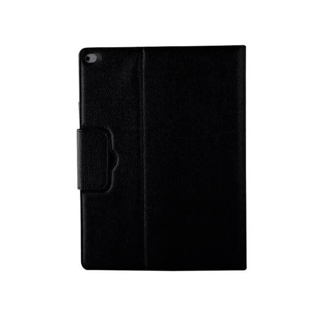 "Кожаный чехол с клавиатурой Bluetooth Black для iPad Pro 12.9"""