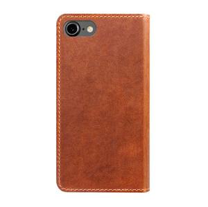 Купить Кожаный флип-чехол Nomad Leather Folio Rustic Brown для iPhone 7/8