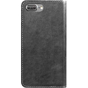Купить Кожаный флип-чехол Nomad Leather Folio Slate Grey для iPhone 7 Plus/8 Plus