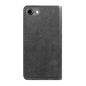 Купить Кожаный флип-чехол Nomad Leather Folio Slate Gray для iPhone 7/8