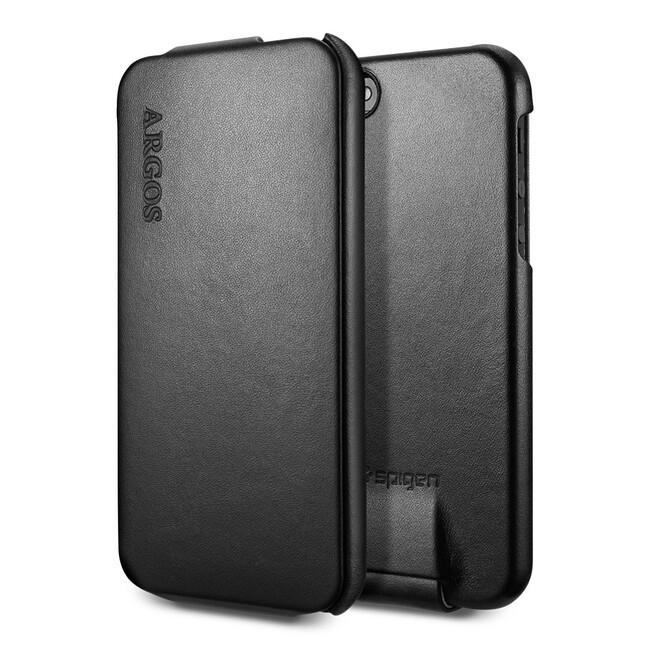 Кожаный чехол SGP Argos для iPhone 5/5S/SE