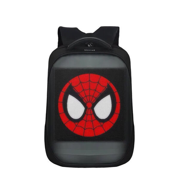 Рюкзак для хранения вещей с LED экраном iLoungeMax Smart Backpack