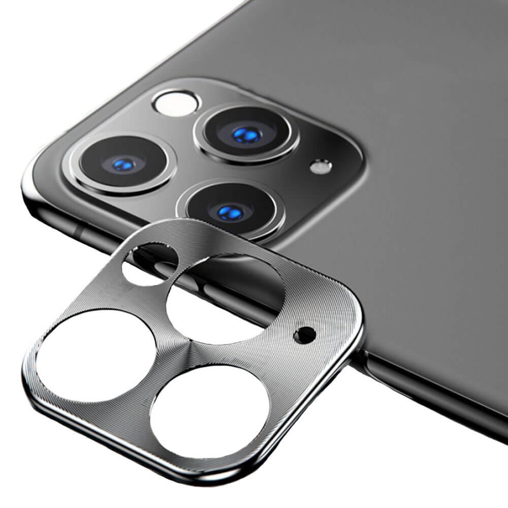 Купить Защитная рамка для камеры iPhone 11 Pro | 11 Pro Max oneLounge Lens Metal Silver